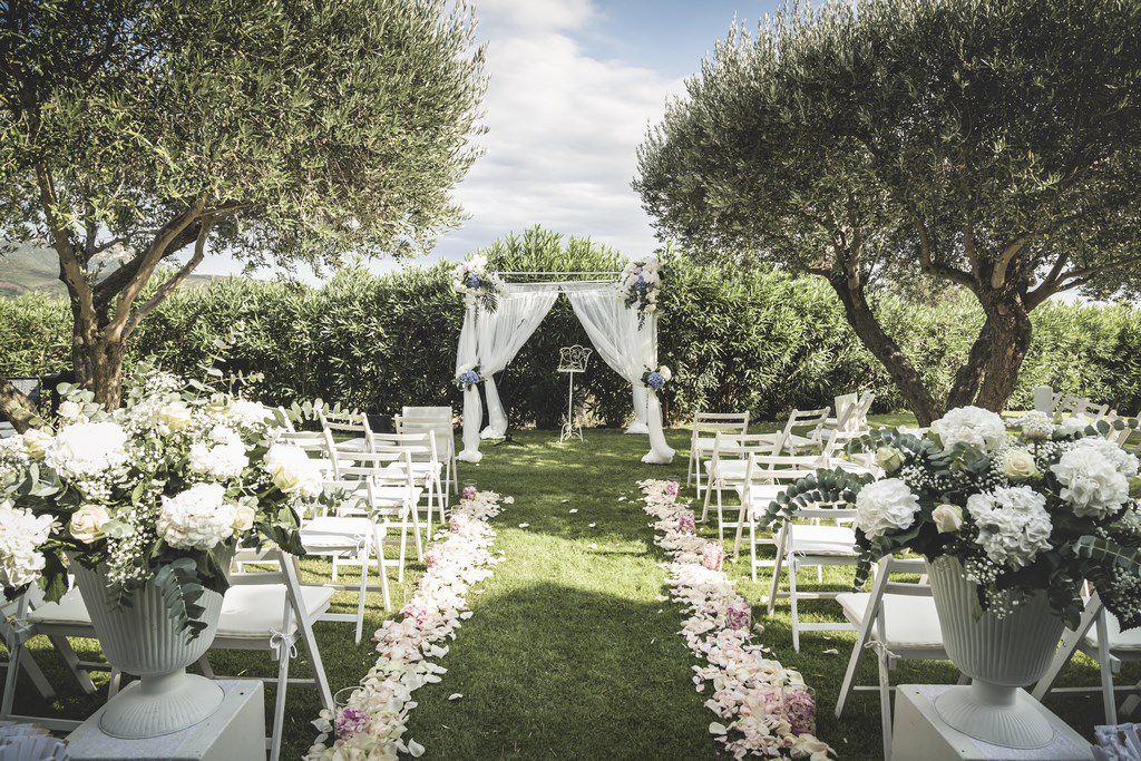 Bodas y celebraciones en el empord hotel can xiquet for Bodas sencillas en jardin